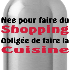 shopping VS cuisine - Gourde