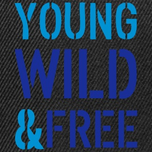 Young & Wild T-Shirts - Snapback Cap