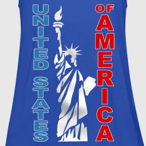 united states 09 Shirts - Women's Tank Top by Bella