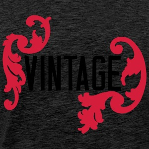 Vintage Hoodies & Sweatshirts - Men's Premium T-Shirt