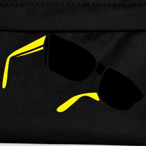 sunglasses dark glasses eighties porn cool sexy Magliette - Zaino per bambini