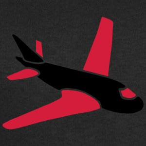 airplanes jet sky freedom aircraft flying glider Tee shirts - Sweat-shirt Homme Stanley & Stella