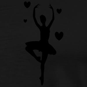 Ballet Hoodies - Men's Premium T-Shirt
