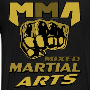 Poing free fight MMA Mixed Martial Arts - T-shirt Premium Homme