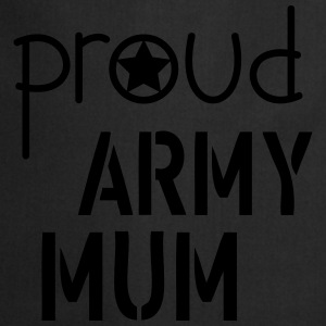 Army Mum Tee shirts - Tablier de cuisine