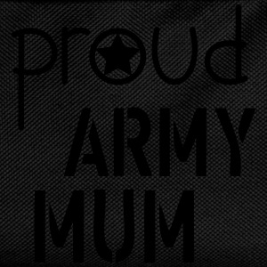 Army Mum T-Shirts - Kids' Backpack