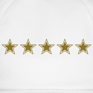 5 Star Gift Hero Best Team Sports Award Winner  T-Shirts - Baseball Cap