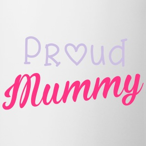 Proud Mummy T-shirts - Mok