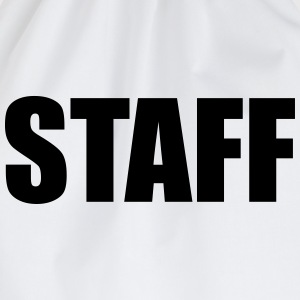Staff T-shirts - Gymtas