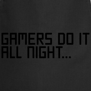 Gamers Do It  Sweatshirts - Forklæde