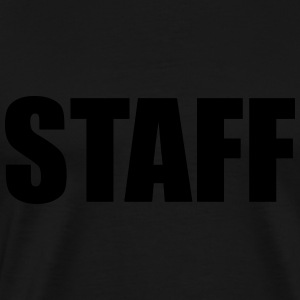 Staff Hoodies & Sweatshirts - Men's Premium T-Shirt
