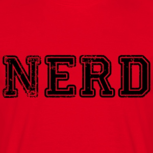 Nerd Sweat-shirts - T-shirt Homme
