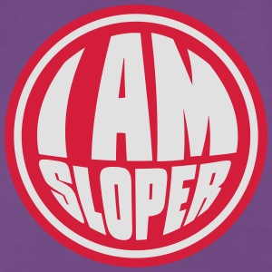 I AM SLOPER Pullover & Hoodies - Männer Premium T-Shirt