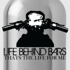 Life Behind Bars T-Shirt - Water Bottle