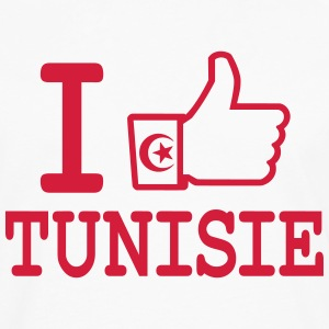 I like Tunisie Sweats - T-shirt manches longues Premium Homme