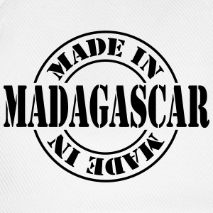 made_in_madagascar_m1 Tee shirts - Casquette classique