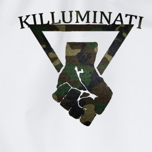 Killuminati Camouflage Look  - Turnbeutel