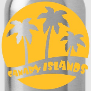 Canary Islands - Gran Canaria T-Shirts - Trinkflasche