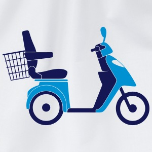 Scooter (2c)++2014 T-Shirts - Turnbeutel