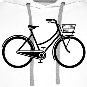 Bicycle (dd)++2014 T-shirts - Herre Premium hættetrøje