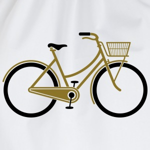 Bicycle (2c)++2014 T-Shirts - Turnbeutel