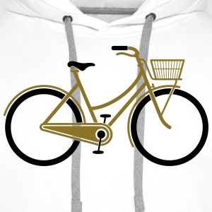 Bicycle (2c)++2014 T-Shirts - Männer Premium Hoodie
