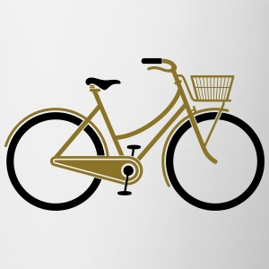 Bicycle (2c)++2014 T-Shirts - Tasse
