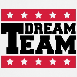 Text logo star design some friends dream team T-Shirts - Cooking Apron