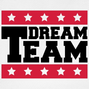 Text logo star design some friends dream team T-Shirts - Baseball Cap
