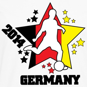 2014 GERMANY - ALLEMAGNE Tee shirts - T-shirt manches longues Premium Homme