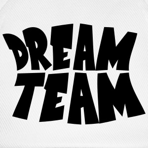 Dream team friends couple together T-Shirts - Baseball Cap