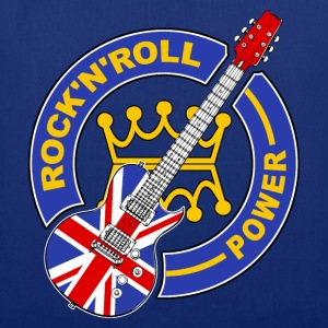 uk rock'n'roll power 06 Sweat-shirts - Tote Bag