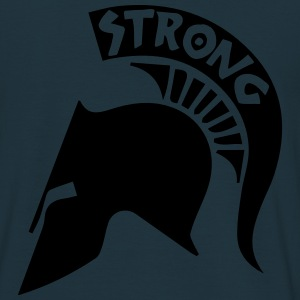 spartan helmet Hoodies & Sweatshirts - Men's T-Shirt