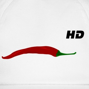Chili HD T-shirts - Baseballcap