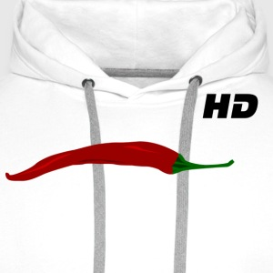 Chili HD T-Shirts - Men's Premium Hoodie