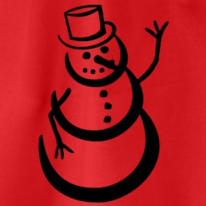 snowman T-Shirts - Drawstring Bag