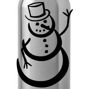 snowman T-Shirts - Water Bottle