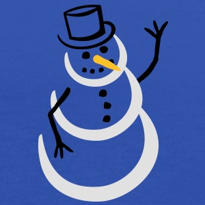 snowman (color) Hoodies & Sweatshirts - Women's Tank Top by Bella