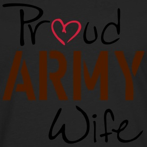 Army Wife T-Shirts - Men's Premium Longsleeve Shirt