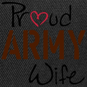 Army Wife T-Shirts - Snapback Cap