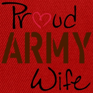 Army Wife Hoodies & Sweatshirts - Snapback Cap