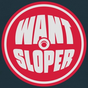 WANT SLOPER Pullover & Hoodies - Männer T-Shirt