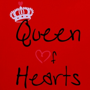 Queen Of Hearts T-Shirts - Contrast Colour Hoodie