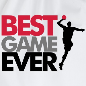 Best game ever - handball T-Shirts - Drawstring Bag