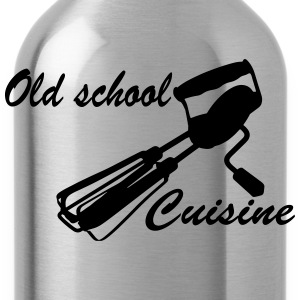 Old School Cuisine T-shirts - Drinkfles