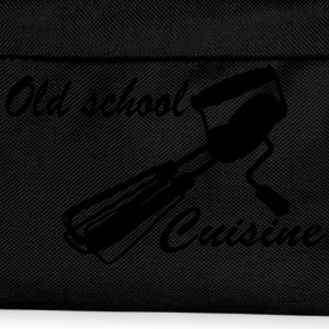 Old School Cuisine T-Shirts - Kids' Backpack