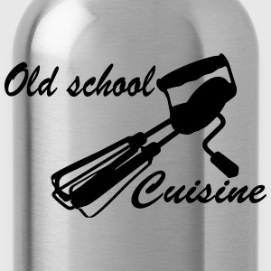 Old School Cuisine T-Shirts - Water Bottle