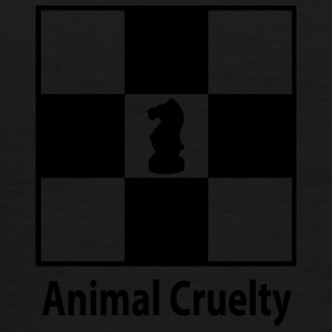 animal cruelty Pullover & Hoodies - Männer Premium T-Shirt