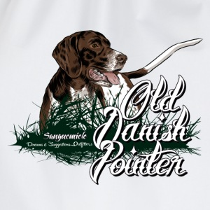 old_danish_pointer T-shirts - Sportstaske