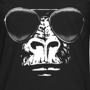 Gorilla sunglasses T-Shirts - Men's Premium Longsleeve Shirt